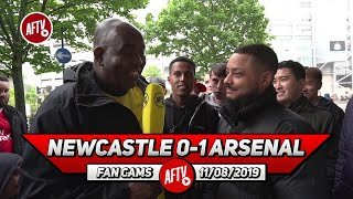 Newcastle 0-1 Arsenal | We Should Have Sold Mkhitaryan Instead Of Iwobi! (Troopz)