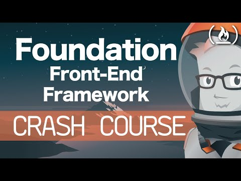 Foundation CSS Framework Tutorial - Crash Course for Beginne