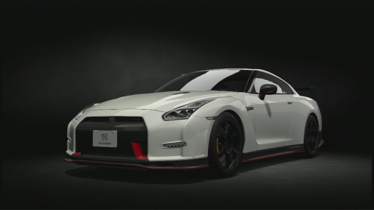 1080p Nissan Gtr Nismo 2014 On Gran Turismo 6 Ps3 Youtube