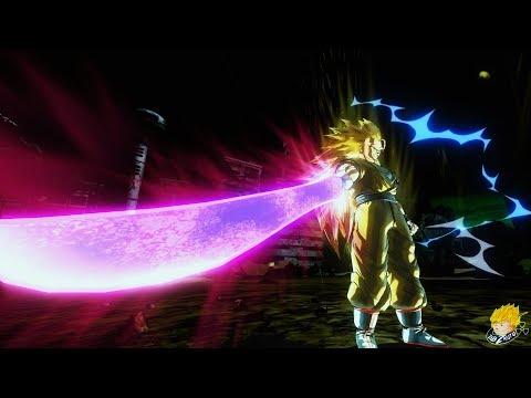 Dragon Ball Xenoverse 2 : All Partner Ultimate Attacks【60FPS 1080P】