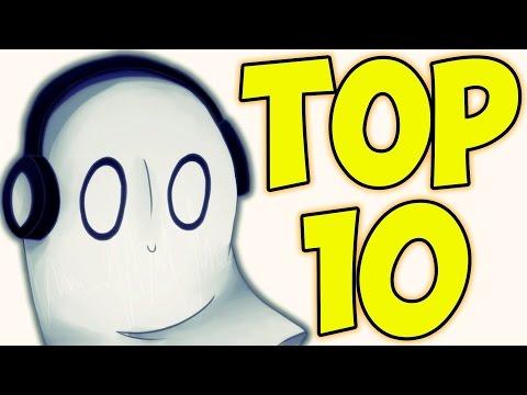 MON TOP 10 DES MUSIQUES D'UNDERTALE 🎵