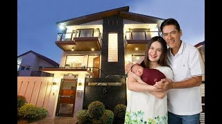 Download lagu Vic Sotto's And Pauleen Luna's New House In Quezon City - [ Inside & Outside ] - 2018