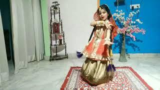 तेजा रे थारे मन्दरिये बोले कोयलड़ी    Teja Re Thare Mandariye Bole Koyaldi    Dance by Drishti