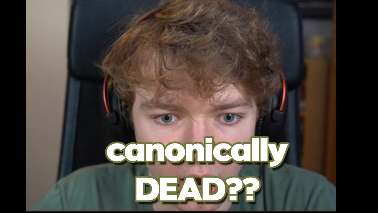 TommyInnit CANONICALLY DIES on the Dream SMP??