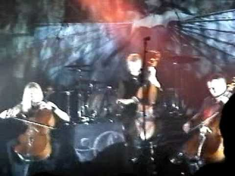 Apocalyptica - Beautiful live in Poznań 22/10/10