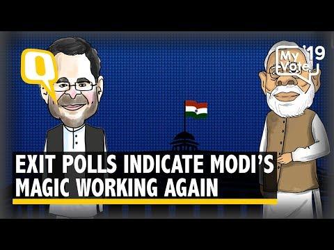 Exit Polls Big Takeaways For BJP & Congress | The Quint