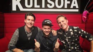 KULTSOFA - Häni mit Sven Furrer & Stefan Buck (Hecht)