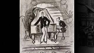 Paris 1920s: Frédo Gardoni Jazz-Accordéon - Mes Boulevards, c.1929