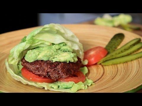 Veggie Burger Recipe video