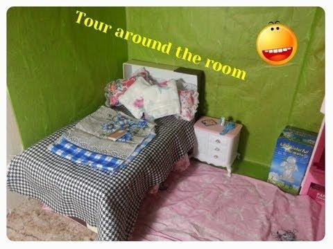 Дом для кукол/Комната Яны