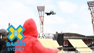 Ryan Williams wins gold in BMX Big Air | X Games Sydney 2018