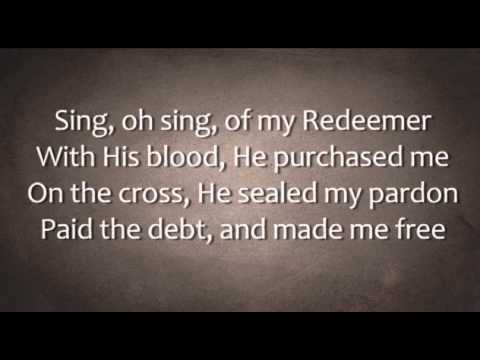 I Will Sing Of My Redeemer / You Set Me Free Medley worship video
