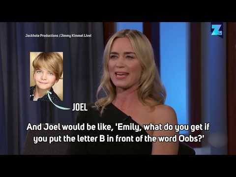 Emily Blunt calls out bratty Mary Poppins child actor Mp3