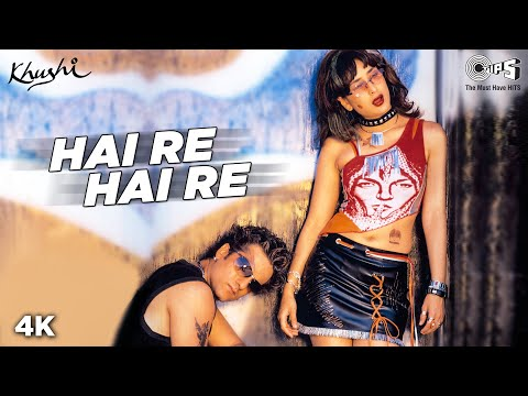 Hai Re Hai Re - Video Song | Khushi | Fardeen Khan & Kareena Kapoor | Hema Sardesai & K. K