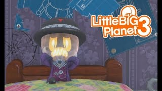 LittleBIGPlanet 3 - THE ORIGINS OF: The Life of a Lightbulb [Playstation 4]