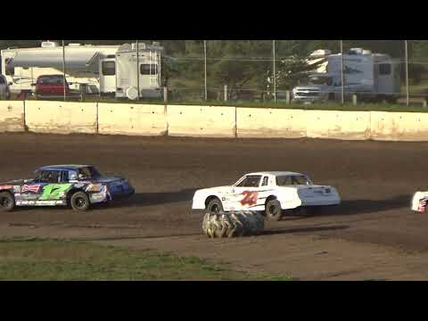 Hobby Stock Heat North Central Speedway 8-31-2019