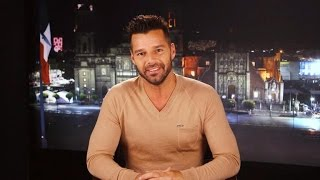 Ricky Martin Wants A Little Sister For His Twin Boys