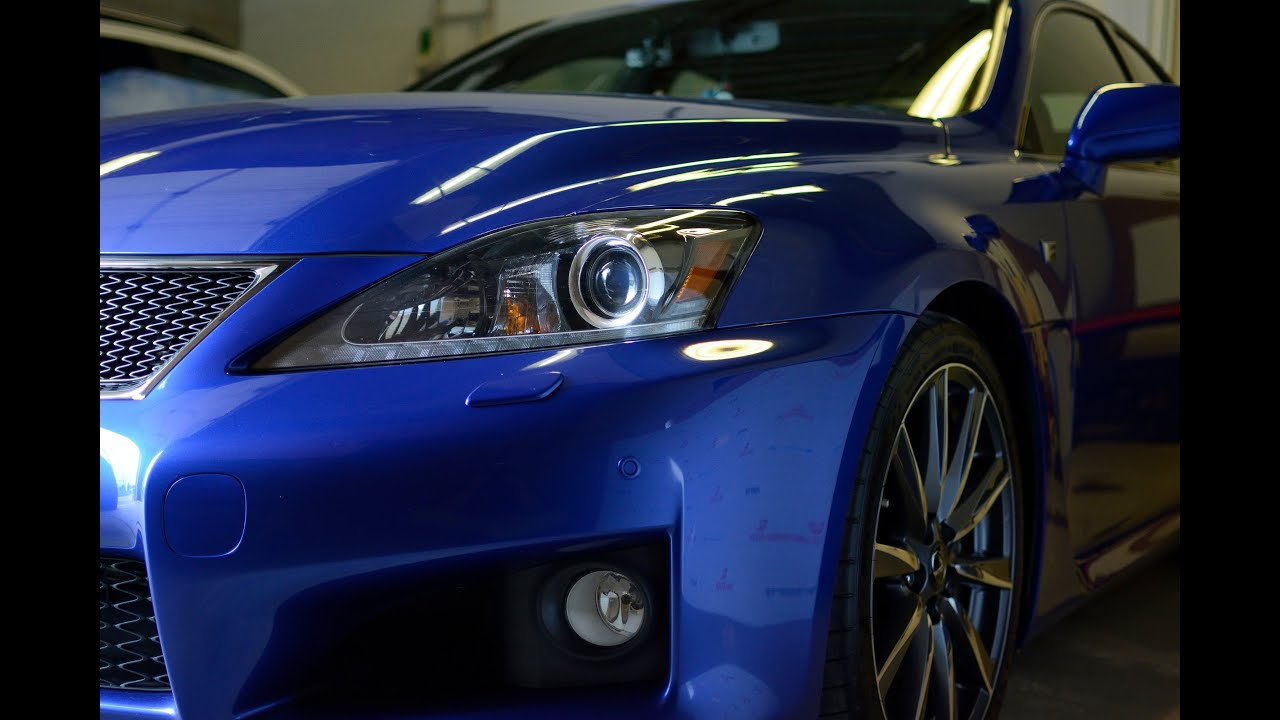 Lexus is f with 22ple glass coating car wash and detailing reaction lexus is f with 22ple glass coating car wash and detailing reaction paint correction youtube solutioingenieria Gallery