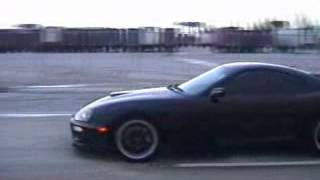 hks ssqv blow off valve on 1998 toyota supra twin turbo