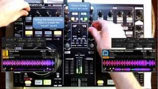 How to Mix Psytrance: Using Delay and Drama-Sweep FX - DJ Tutorial
