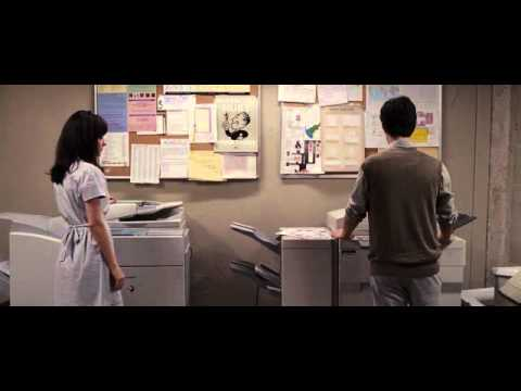 500 days of Summer - Photocopier room
