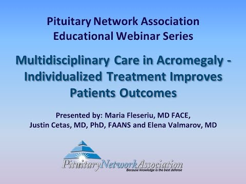 Multidisciplinary Care In Acromegaly Individualized Treatment Improves Patient Outcomes
