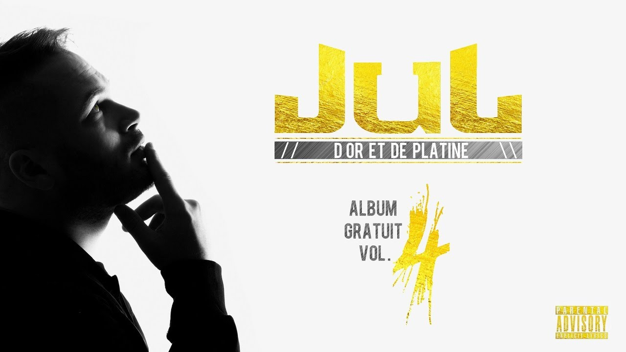 Download JuL - Je Lève la moto // Album Gratuit Vol .4  [01]  // 2017