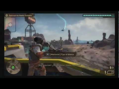 Starhawk Walktrought Español | Parte 1 [1080p HD]