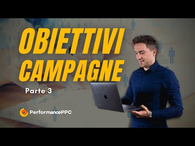 Obiettivi campagne Facebook e Instagram (3/3)