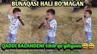 Hali Bunaqasi Bo'lmagan. QADDI BALANDE. [ TALANT SHOU Dasturida ]