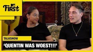 """""""HOE ZIT HET NU ECHT TUSSEN CHANNAH & NOAH ZEEUW?""""   MTV FIRST"""