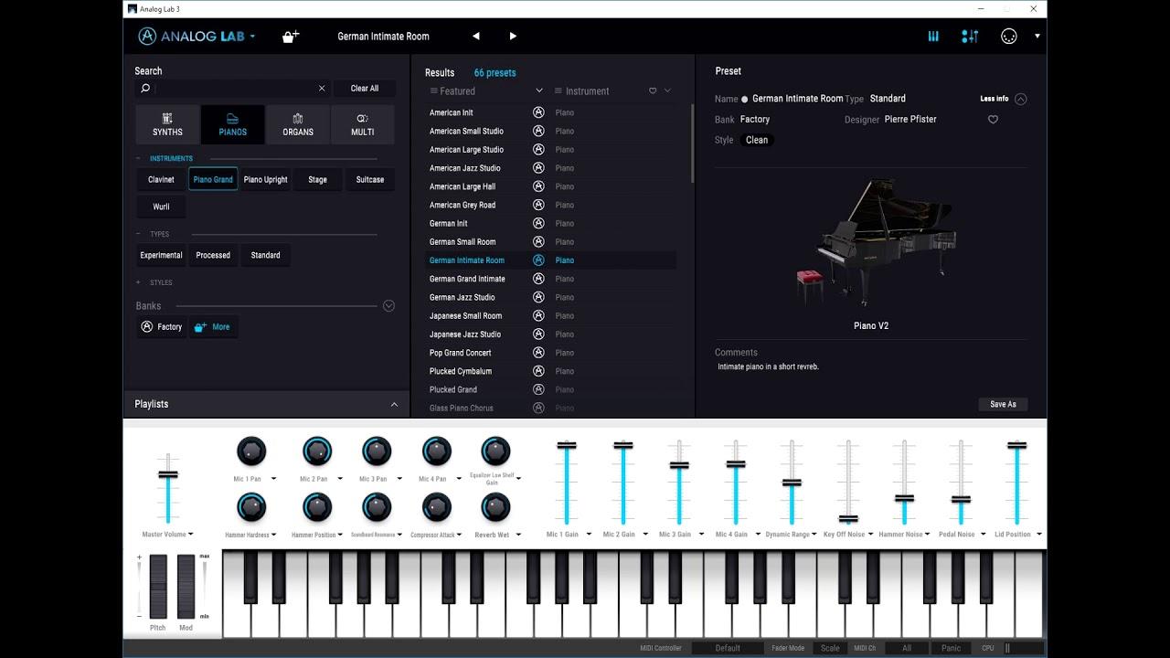 arturia piano v2 free download
