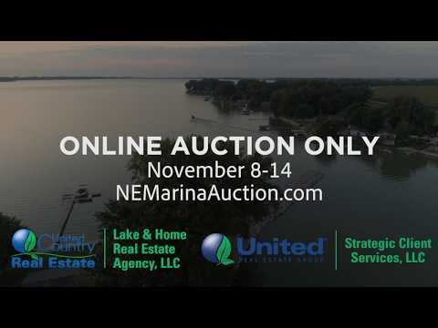 Auction - Nebraska Marina Bar & Grill