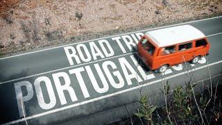 Road Trip Portugal - Camper Tales
