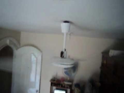 Ventilador de techo v e c youtube - Tulipas para ventiladores de techo ...