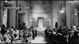 Hace 50 años, Pablo VI celebró por primera vez la Misa en un idioma distinto del latín