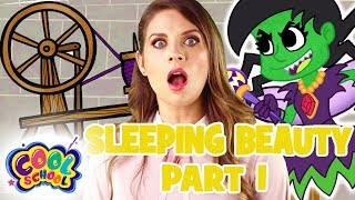 Sleeping Beauty - Part 1 | NEW STORY | Story Time with Ms. Booksy | Cartoons for Kids