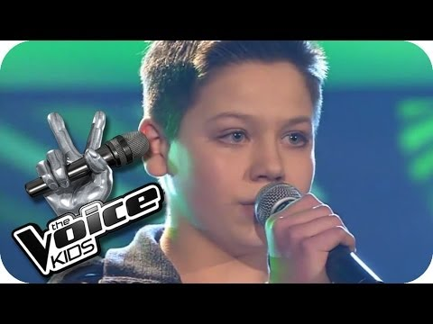 Jessie J. - Nobody's Perfect (Marius)   The Voice Kids 2013   Blind Auditions   SAT.1