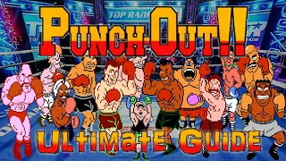 #PunchOut #MikeTysonsPunchOut #MikeTyson #NES Mike Tyson's Punch Out - NES - ULTIMATE GUIDE!