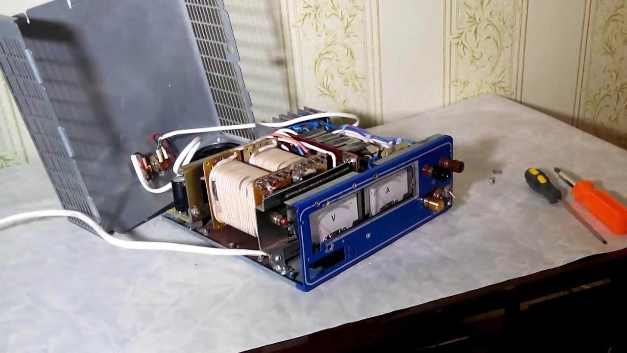 схема бп на полевих транзисторах