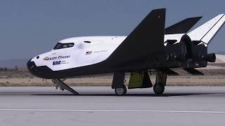 Dream Chaser Rolls Through Tow Tests at NASA Armstrong
