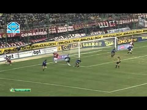 Stagione 1999/2000 - Milan vs. Inter (1:2)