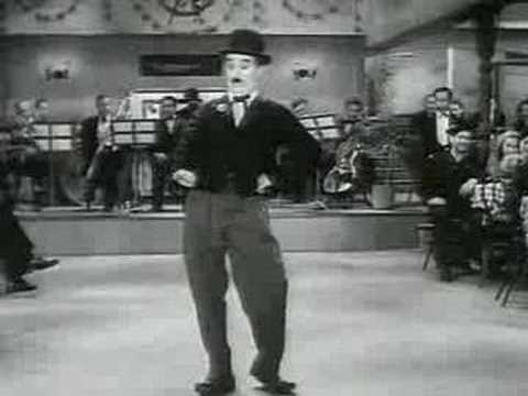 Charlie Chaplin-Funny song- Modern Times