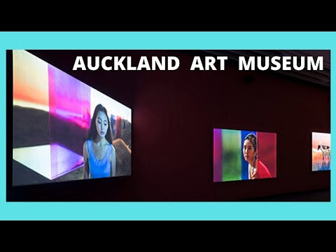 AUCKLAND's ART MUSEUM, YANG FUDONG's fascinating cinema and film exhibits (NEW ZEALAND)