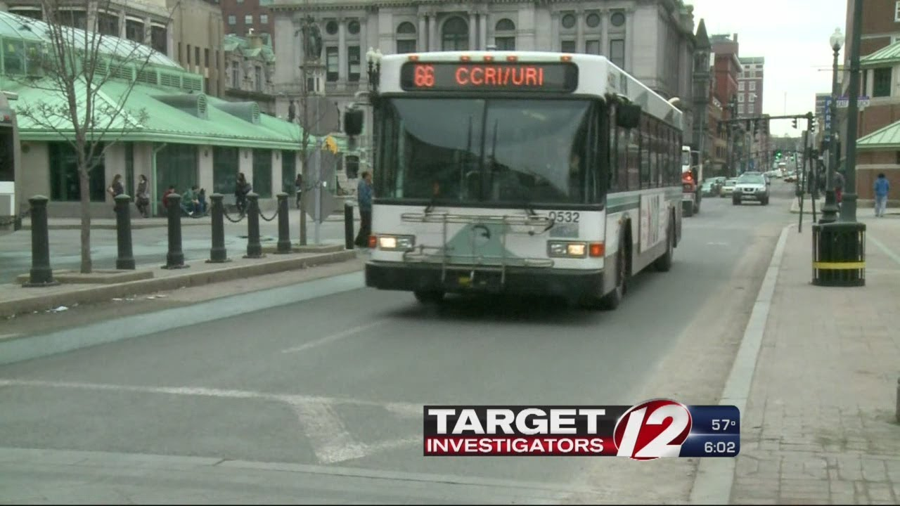Motor Vehicle Record Of Bus Driver Examined Youtube