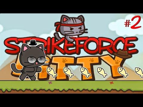 КОТИКИ ПРОТИВ ЗЛОБНЫХ ЛИСОВ (ღ˘⌣˘ღ) StrikeForce Kitty 2