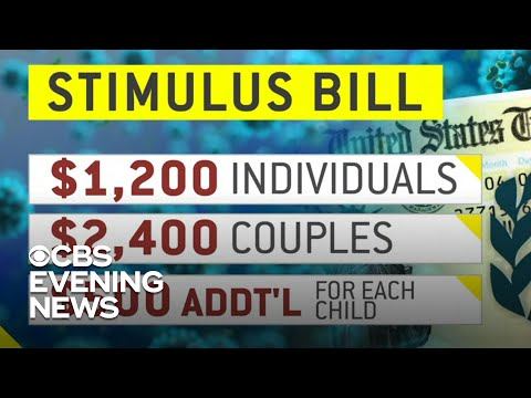 Senate reaches deal on $2 trillion coronavirus stimulus bill