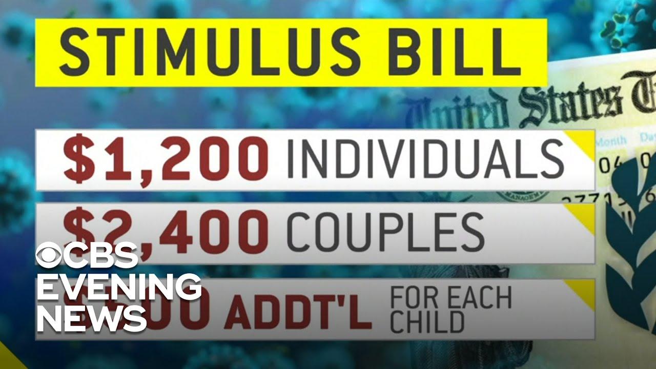 What's in the $2.2 trillion coronavirus Senate stimulus package