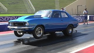 APSA BLOWN vs TURBO vs NITROUS PRO STREET DRAG RACING GRAND FINAL TESTING HIGHLIGHTS