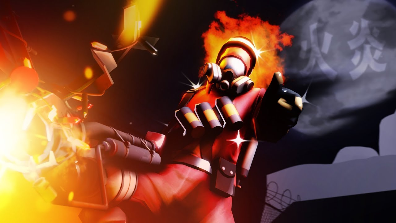 Tf2 pyro update